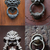 antique door knockers stock photo © marylooo