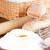 natürmort · ekmek · un · yumurta - stok fotoğraf © marylooo