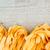greggio · maccheroni · giallo · isolato · bianco · sfondo - foto d'archivio © marylooo