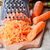 metal grater and carrots stock photo © marylooo