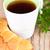 frescos · croissant · delicioso · pan · panadería - foto stock © marylooo