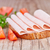 パン · ハム · 新鮮な · トマト · パセリ - ストックフォト © marylooo