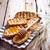 crackers with honey stock photo © marylooo