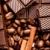 caffè · cannella · cioccolato · alimentare · candy - foto d'archivio © marylooo