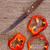 カラフル · 鐘 · ピーマン · クローズアップ · 食品 - ストックフォト © marylooo