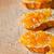 piezas · baguette · naranja · primer · plano · desayuno - foto stock © marylooo