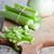 friss · organikus · zeller · édeskömény · fa · deszka · kés - stock fotó © marylooo