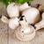 champignon · gomba · friss · petrezselyem · izolált · fehér - stock fotó © marylooo