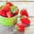 pişirme · reçel · taze · çilek · vanilya · fasulye - stok fotoğraf © marylooo