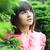 piękna · portret · brunetka · młoda · dziewczyna · lasu · piękna - zdjęcia stock © marylooo