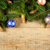 christmas fir tree with pinecones and decorations stock photo © marylooo