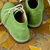 革 · 表面 · フルフレーム · 抽象的な · ブラウン · 背景 - ストックフォト © marylooo