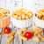 pasta · pomodorini · ciotola · rustico · legno · alimentare - foto d'archivio © marylooo