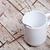 コーヒー · 白 · カップ · スプーン · 木製 · カフェ - ストックフォト © marylooo