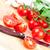 tomates · ail · blanche · bois · santé · cuisine - photo stock © marylooo