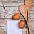 felső · kilátás · ízletes · házi · készítésű · palacsinták · tojások - stock fotó © marylooo
