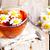 ромашка · таблице · цветок · древесины · зеленый - Сток-фото © marylooo