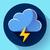 wektora · kolor · pogoda · meteorologia · ikona · długo - zdjęcia stock © MarySan