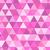 seamless retro pattern of geometric shapes pink mosaic backdrop stock photo © marysan