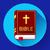 abstract · christian · cross · logo · design · vettore · modello - foto d'archivio © marysan