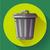 мусорное · ведро · икона · Recycle · мусора · дизайна - Сток-фото © marysan