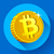bitcoin gold coin with bitcoin symbol cryptography currency stock photo © marysan