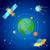 空 · 実例 · 地球 · スペース · 緑 · 青 - ストックフォト © marysan