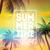 лет · путешествия · силуэта · пляж · закат · palm - Сток-фото © marysan