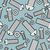 iron bolts and nuts seamless background metal fasteners pattern stock photo © maryvalery