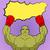szimbólum · boxoló · illusztráció · férfi · piros · kesztyű - stock fotó © maryvalery