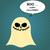 fantasma · cartoon · illustrazione · halloween · fantasia · carattere - foto d'archivio © maryvalery
