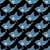 shark seamless pattern many angry ferocious marine animals ve stock photo © maryvalery