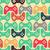 joystick seamless pattern retro gamepad texture vintage video stock photo © maryvalery