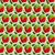 strawberry seamless background vector pattern from garden berri stock photo © maryvalery