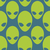 Alien seamless pattern. Space invaders background. UFO texture stock photo © MaryValery