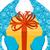 tłuszczu · bajki · 3d · kwiat · lata · zabawy - zdjęcia stock © maryvalery