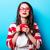 美人 · 眼鏡 · ガラス · コーヒー · 女性 · 図書 - ストックフォト © massonforstock