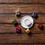 подарки · Кубок · кофе · дерево · древесины - Сток-фото © Massonforstock