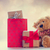 cool shopping bag cute teddy bear and beautiful gifts on the f stock photo © massonforstock