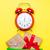 bonitinho · presentes · belo · verde · bolsa · de · compras · maravilhoso - foto stock © massonforstock