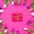 подарок · весны · праздников · филиала · изолированный · белый - Сток-фото © massonforstock