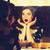 dziewczyna · zdziwiony · patrząc · lustra · strony - zdjęcia stock © massonforstock