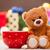 Тедди · игрушку · окна · общий · мишка · голову - Сток-фото © massonforstock