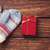 Рождества · подарки · варежки · ретро · настоящее - Сток-фото © Massonforstock