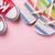 женщину · морем · фон · обувь - Сток-фото © massonforstock
