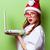 női · menedzser · karácsony · nők · kaukázusi · felnőtt - stock fotó © massonforstock
