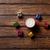 Кубок · кофе · Рождества · подарки · красный - Сток-фото © massonforstock