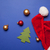 Toy tree and Santa Claus hat  stock photo © Massonforstock