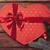 формы · сердца · окна · подарки · красный · ретро - Сток-фото © Massonforstock