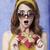 americano · menina · óculos · de · sol · foto · 60 · anos - foto stock © massonforstock